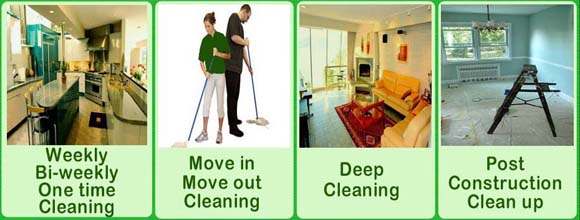 Cleaning Services Coquitlam